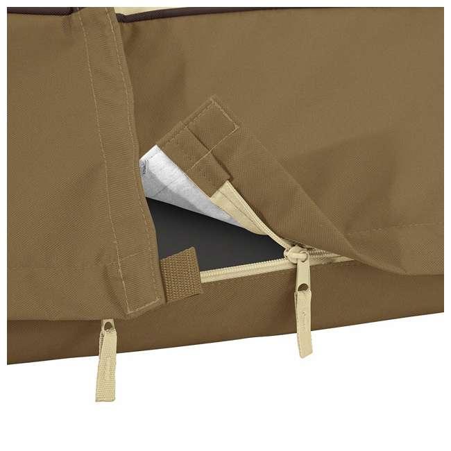 "55-790-161501-00 Classic Accessories Veranda 31"" Flatscreen Outdoor TV Weather Resistant Cover 3"