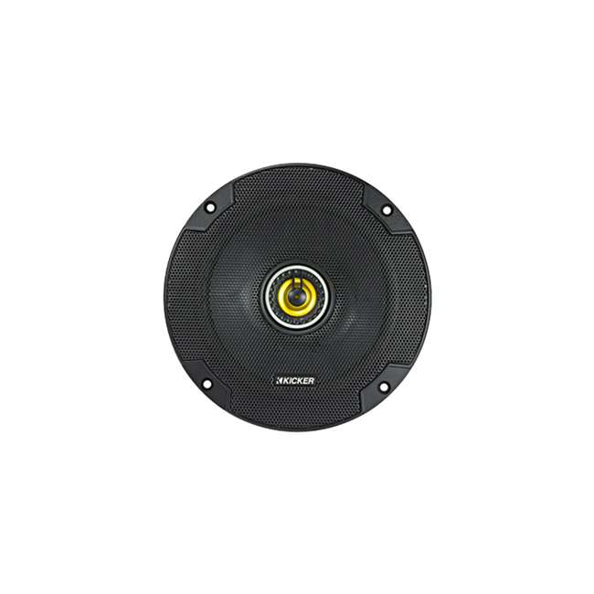 46CSC54 Kicker CS Series 5.25-Inch Car Speaker, Yellow (2 Pack) 4