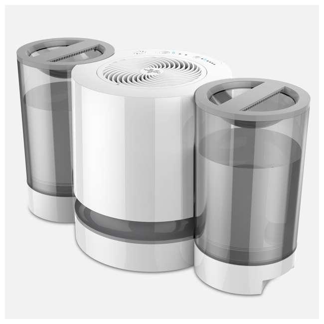 EV200-U-C Vornado 1.5 Gal Evaporative Humidifier for Room up to 700 Square Ft (For Parts) 4