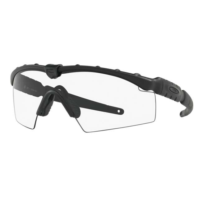 OO9213-04 Oakley M Frame 2.0 Clear Lens Sports Safety Glasses