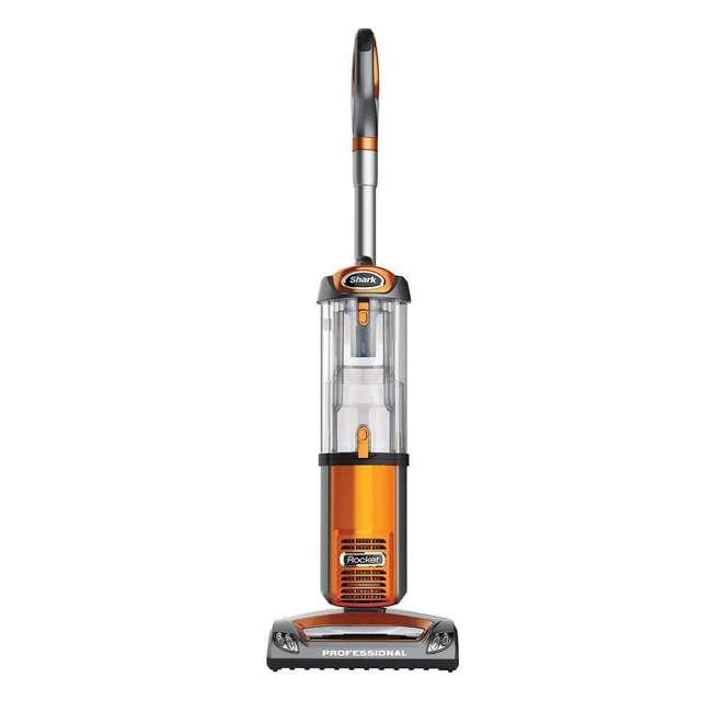 NV484_EGB-RB Shark NV484 Rocket Pro Upright Bagless Vacuum, Orange (Certified Refurbished) 1
