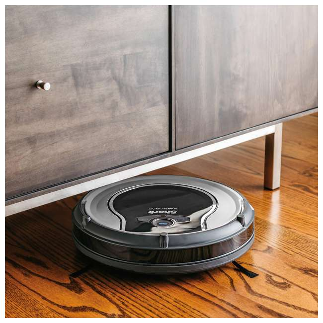 RV700_EGB-RB-U-A Shark Ion Robot Vacuum w/ Easy Schedule Remote (Certified Refurbished)(Open Box) 3