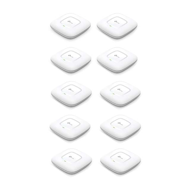 10 x TPL-EAP245 TP-Link AC1750 Wireless Dual Band WiFi Access Point (10 Pack)