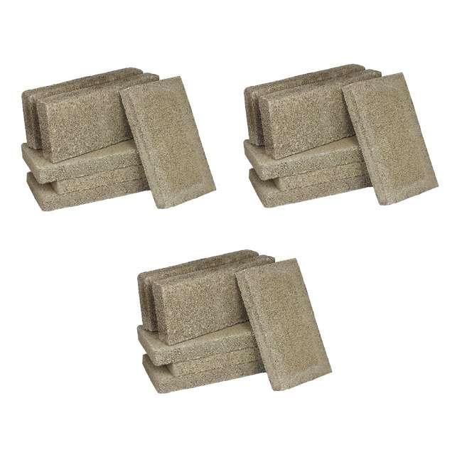 3 x FBP6E US Stove FireBrick 4.5 x 9 x 1.25 Inch Wood Stove Ceramic Fire Bricks (18 Pack)