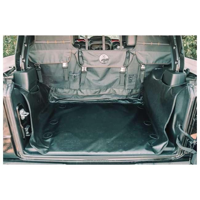 XG-315 XG Cargo Sportsman Pet Floor Liner for Jeep Wrangler JL w/ Right Wall Speaker 2