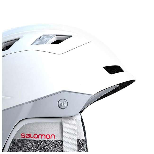 L40538100 - M Salomon QST Charge W Women's Size M Ski or Snowboard Helmet 2