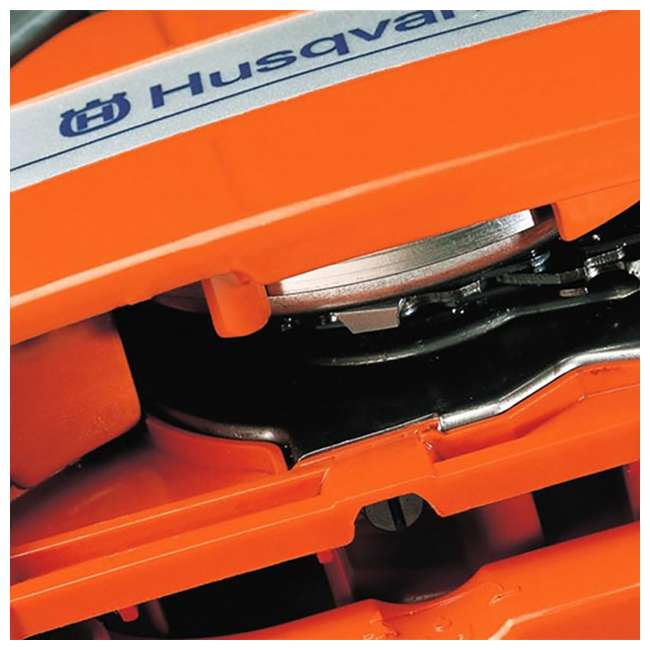 HV-CS-966048328 Husqvarna 460 Rancher 60.3cc 18 Inch 3/8 Pitch 3.6 HP Gas Chainsaw, Orange 1