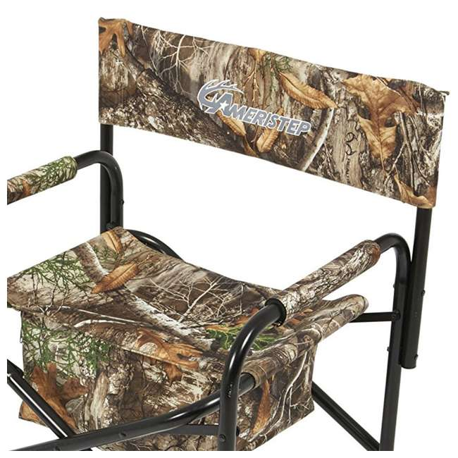 AMERI-AMEFT1004 Ameristep Quiet Director Lawn Chair,Camouflage  (2 Pack) 3