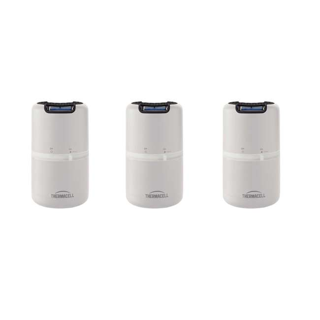 3 x MRD202 Thermacell Halo Outdoor Patio Shield Mosquito Repeller (3 Pack)