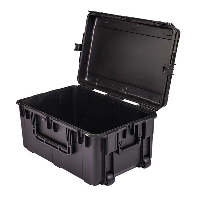 3i-2918-14BE SKB Cases iSeries 291814 Waterproof UV Resistant Utility Military Case, Black 1
