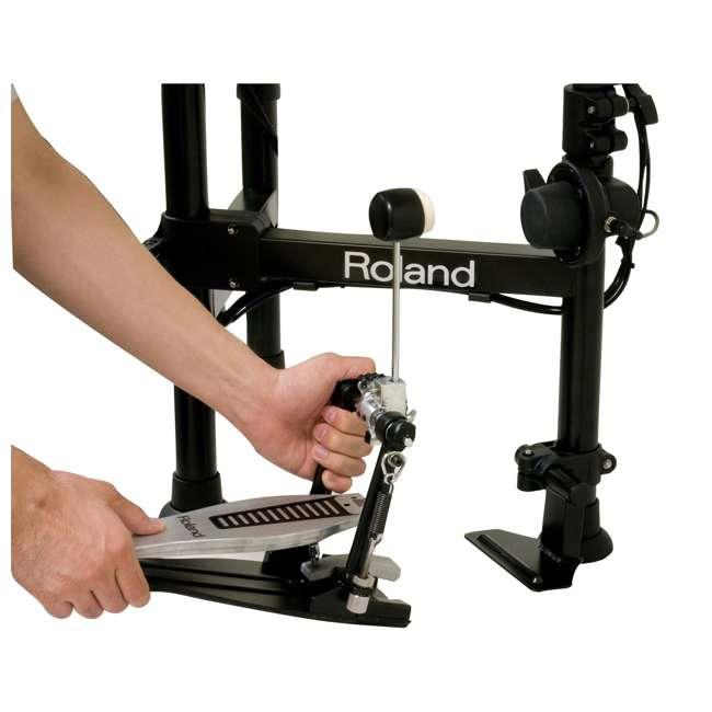 roland td 4kp v drums electronic drum set used td 4kp ob. Black Bedroom Furniture Sets. Home Design Ideas