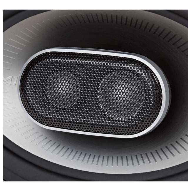 MM692 Polk Audio MM1 Series 6x9-Inch 450-Watt Coaxial Speakers (2 Pack) 3