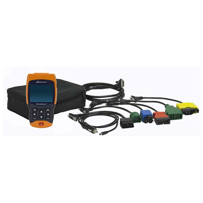CP9690 Actron CP9690 Automotive OBD I & II Data Autoscanner w/ Digital Color Screen 2