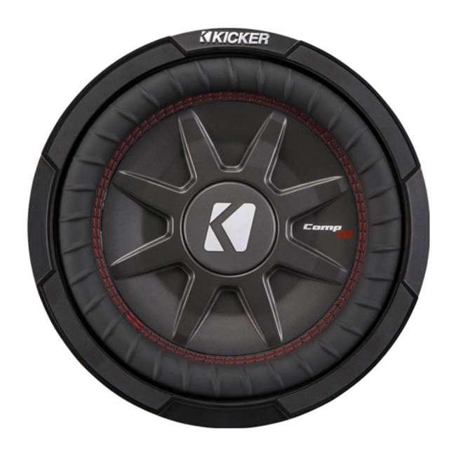 6 x 43CWRT102 Kicker CompRT 10-Inch 800-Watt 2-Ohm Subwoofer (6 Pack) 1