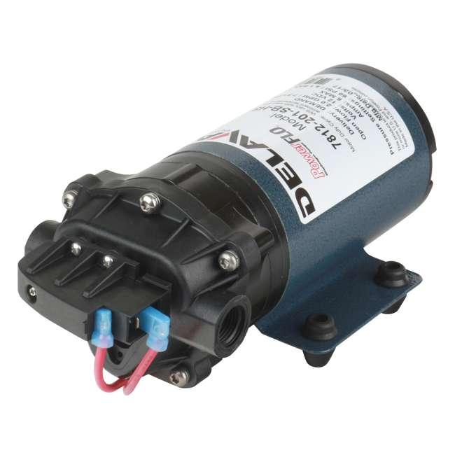 7812ED-201-SB Delavan 7812ED-201-SB Extreme Duty 60 PSI 2 GPM On Demand Diaphragm Water Pump