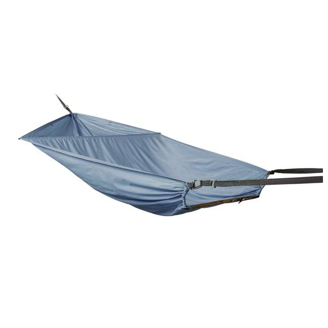 09LHBL01C Klymit 09LHBL01C Lay Flat Outdoor Camping Hammock with Adjustable Dual Straps