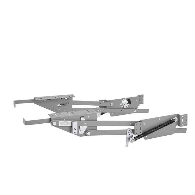 RAS-ML-HDCR Rev-A-Shelf Lift Stand Mixer Appliance Lift Mechanism for Custom Shelf, Chrome