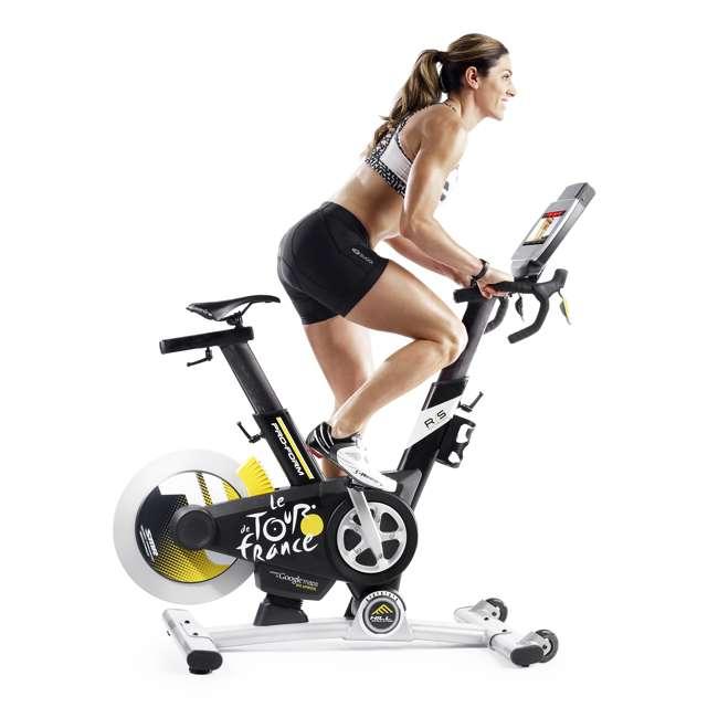 Proform Tour De France 4 0 Exercise Bike: ProForm Le Tour De France Pro 5.0 Home Exercise Bike