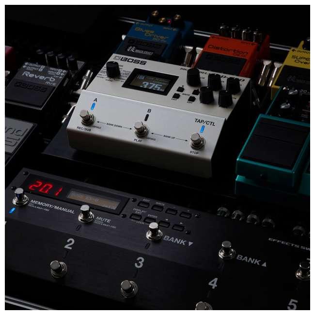 DD-500-OB Boss DD-500 Digital Delay Effects Guitar and Bass Pedal (Used) 5