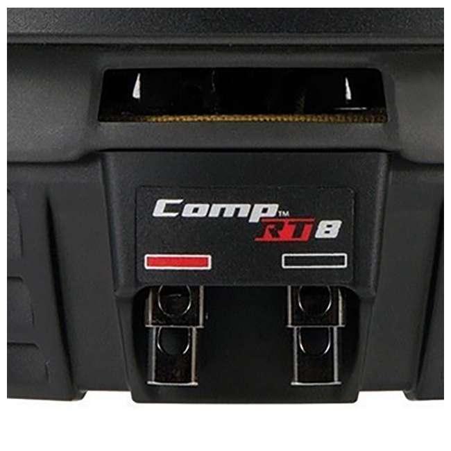43CWRT82 Kicker 8-Inch 600 Watt CompRT Shallow Subwoofer 4