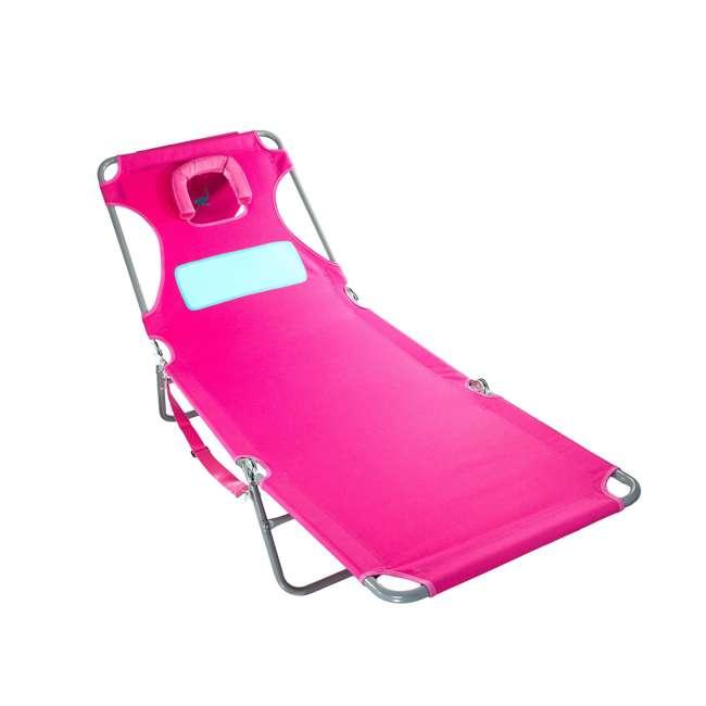 Ostrich Comfort Lounger Face Down Chaise Beach Chair Lcl