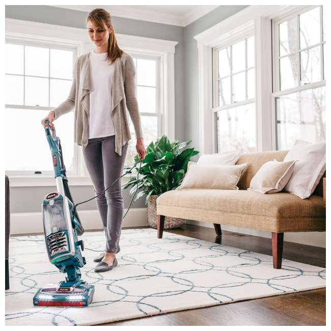 NV800RSGDREF-RB + XMBRUSH800 + 230FLIN800 Shark Vacuum with Brush & Wand (Certified Refurbished) 3