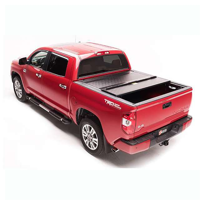 226409-BAK-OB Bak Industries Bak Flip G2 Tonneau Truck Bed Cover for Toyota Tundra 2
