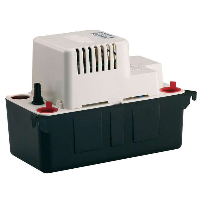 LG-554421 Little Giant VCMA-20UL 115V Condensate Pump 2