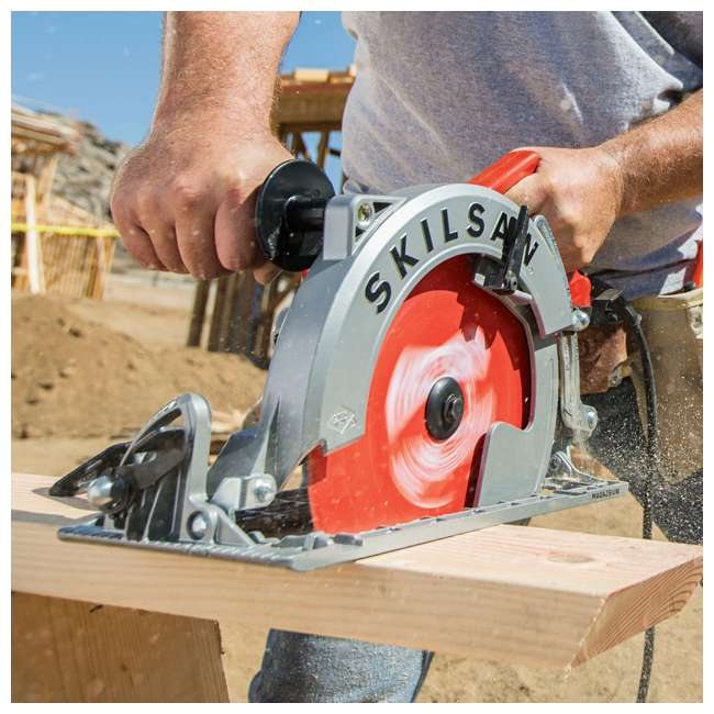 SPT70WM-72-OB Skilsaw Diablo 10-1/4-Inch Sawsquatch Drive Saw w/ Blade & Twist Lock(Open Box) 7