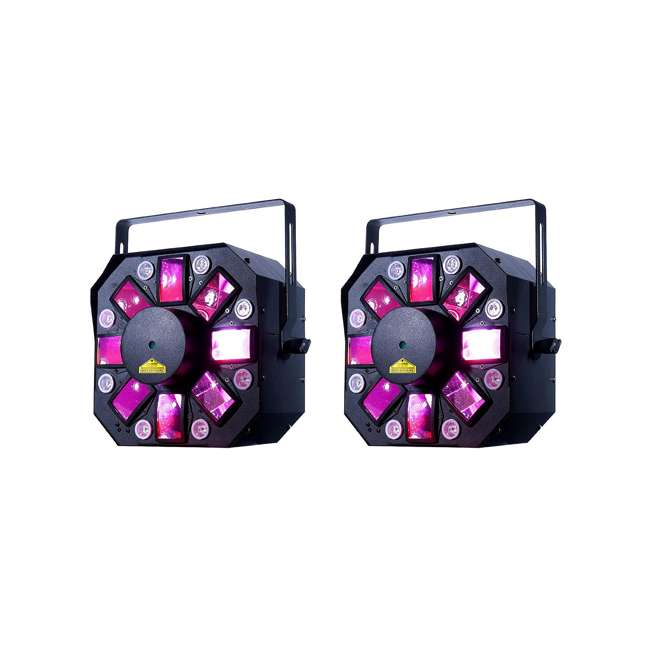 STINGER-II American DJ Stinger II FX Laser & UV Black Light (2 Pack)