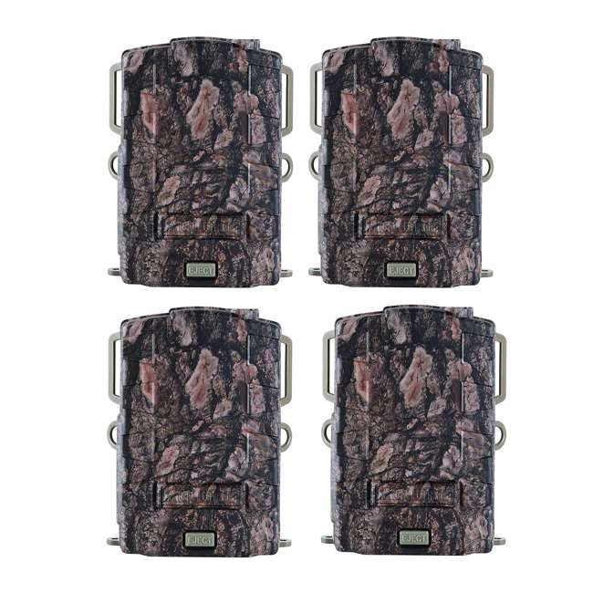 4 x MCA-13300 Moultrie Mobile MV2 Verizon 4G Wireless Cellular Game Trail Camera (4 Pack)