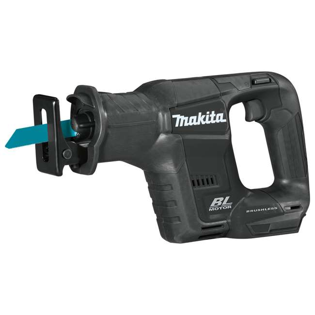 XRJ07ZB Makita XRJ07ZB 18 Volt Battery Powered Brushless Cordless Reciprocating Saw
