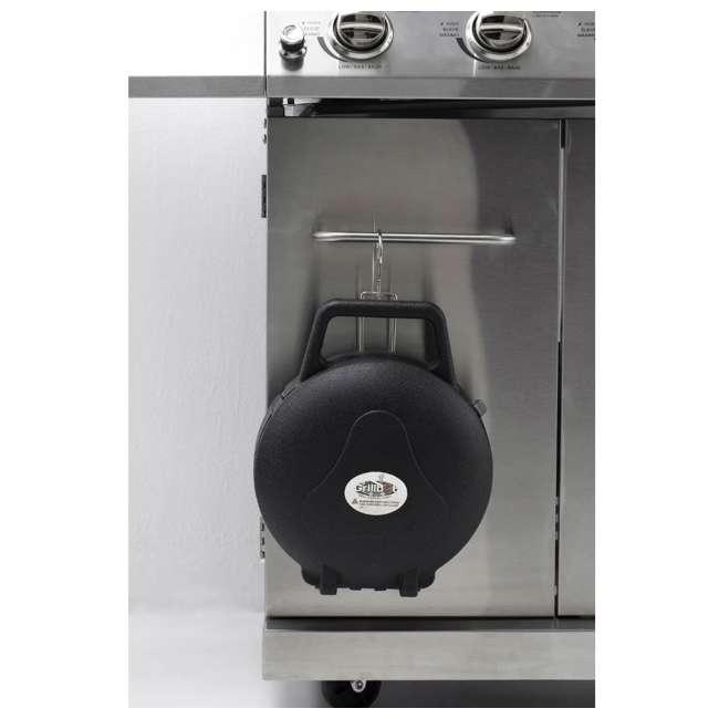 GBU:BUN3:BLACK Grillbot GBU:BUN3:BLACK Automatic Grill Cleaning Robot with Carry Case, Black 5
