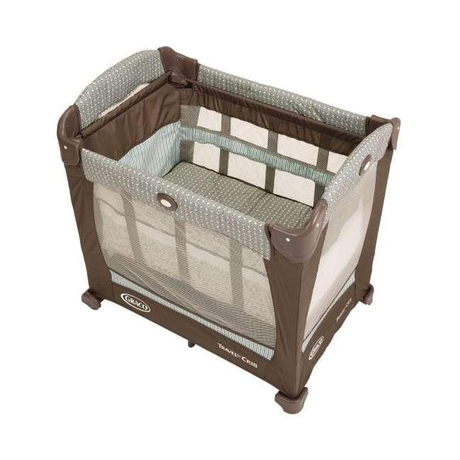 1780721 Graco Travel Lite Portable Baby Crib - Notting Hill 4