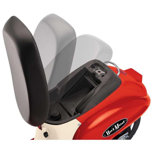 15130656 + 97778 Razor Pocket Mod (Red) & Youth Sport Helmet (Black) 4