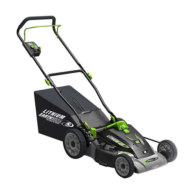 EWISE-60418 Earthwise 18-Inch 40V Lithium Battery Walk Behind Lawn Mower