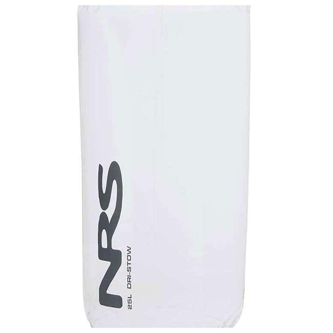 NRS_55021_02_103 NRS 25 Liter Dri-Stow Dry Sacks Clear Bag  1