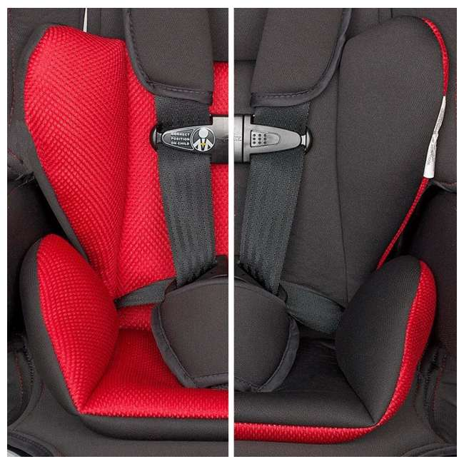 FB58145 Baby Trend Hybrid 3 in 1 Infant Toddler Child Car Seat, Rumba 4