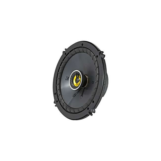 46CSC54 Kicker CS Series 5.25-Inch Car Speaker, Yellow (2 Pack) 2