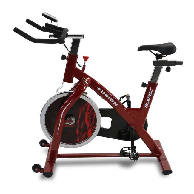 FUSION-BH Fusion GS Bladez Fitness Stationary Indoor Exercise Fitness Bike (2 Pack) 2