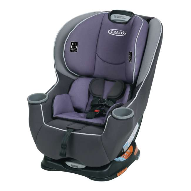 2021604 Graco 2021604 Sequence 65 Convertible Car Kids Seat with Washable Cover, Anabele
