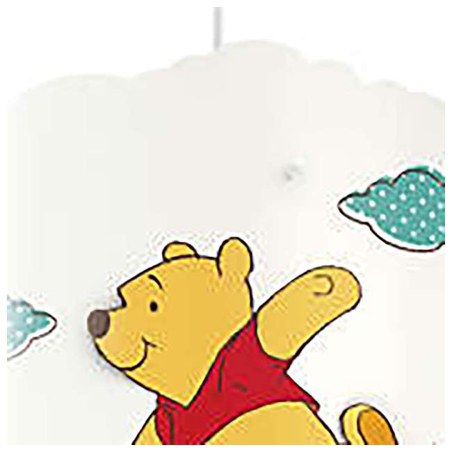 PLC-7175134U0 2) Philips Disney Winnie the Pooh Suspension Light Lampshade  2