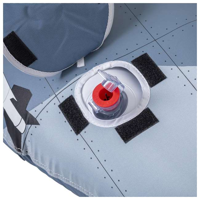 AHFJ-14 Airhead Jet Fighter Airplane 4 Person Inflatable Boat Towable Water Tube Raft 8