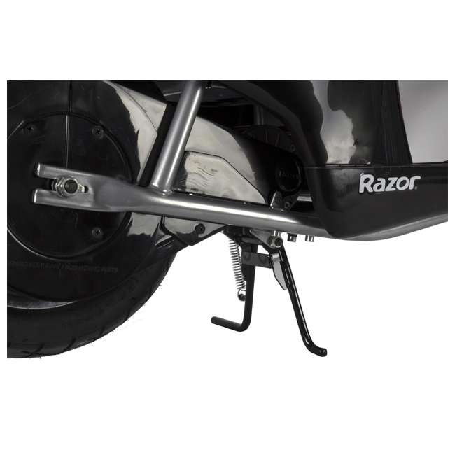 Razor Pocket Mod Vapor 24v Electric Retro Scooter Black