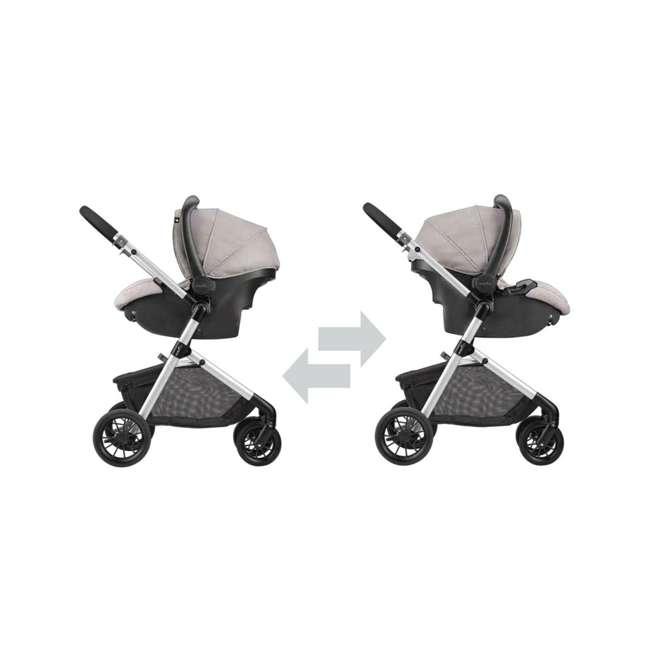 56011993 Pivot Stroller & Car Seat Travel System, Sandstone 3