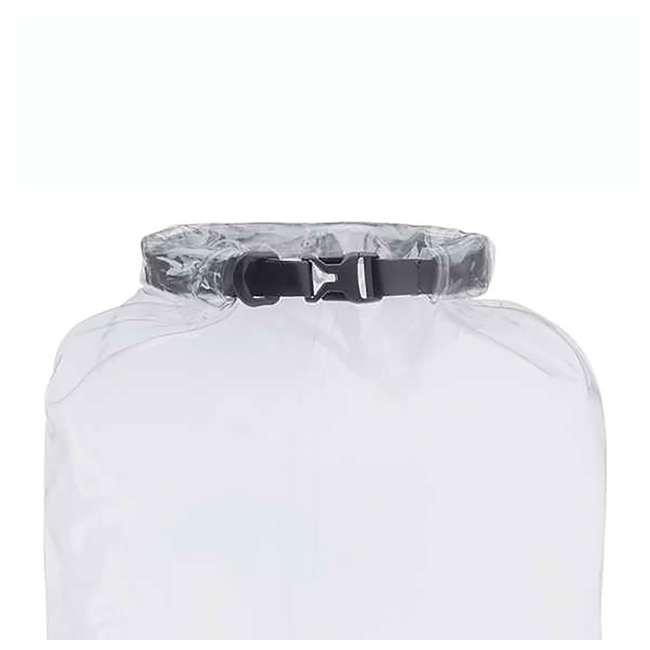 NRS_55021_02_104 NRS 35 Liter Dri-Stow Dry Sacks Clear Bag  2
