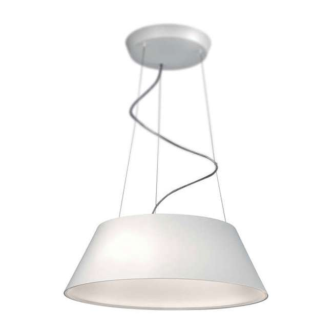 PLC-405503148 Philips 405503148 Ledino Cielo Pendant Light, White (2 Pack) 1