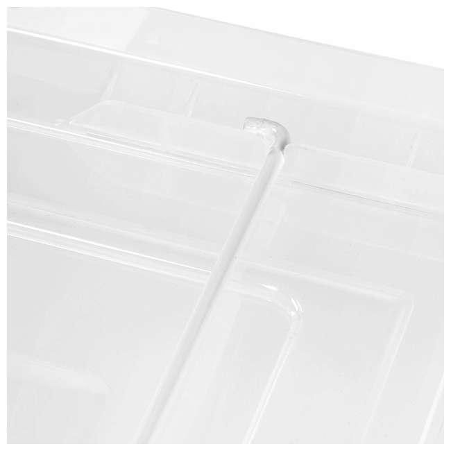 586490-4PK IRIS 586490 Clear Transparent Legal Size File Box Medium Dual Filter, Pack of 4 6