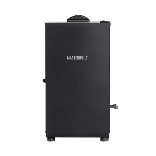 """3 x MB20071117 Masterbuilt Outdoor Barbecue 30"""" Electric BBQ Meat Smoker Grill, Black (3 Pack) 2"""