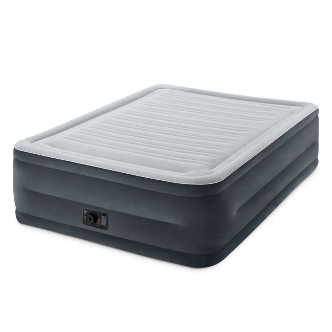 64417E Intex Queen Comfort Plush High Rise Airbed | 64417E
